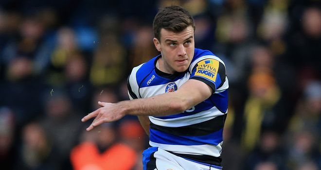 Ford focus: will George Ford be part of Lancaster's plans?