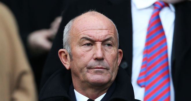 Tony Pulis: Concerned by the state of affairs at White Hart Lane