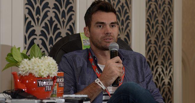 James Anderson: Confident Kevin Pietersen and Matt Prior will be fit for the first Ashes Test