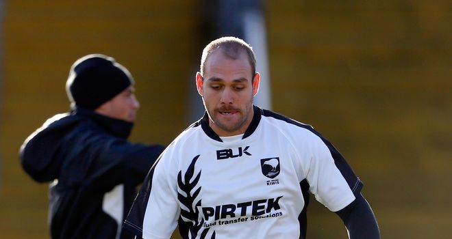 Jason Nightingale: Wembley start for Kiwis' winger