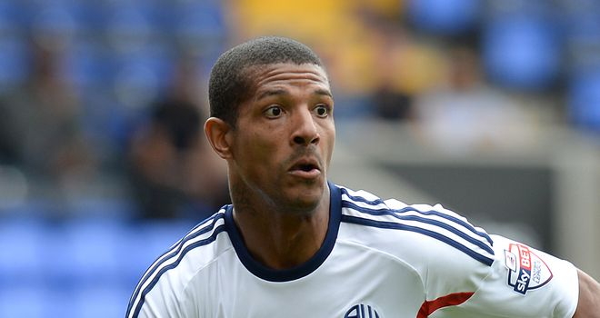 Jermaine Beckford: Scored Bolton's second goal