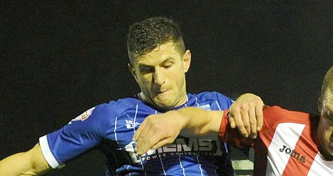 John Mousinho: Came back to haunt Stevenage