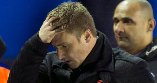 Lee Clark: Felt big decisions went against Birmingham