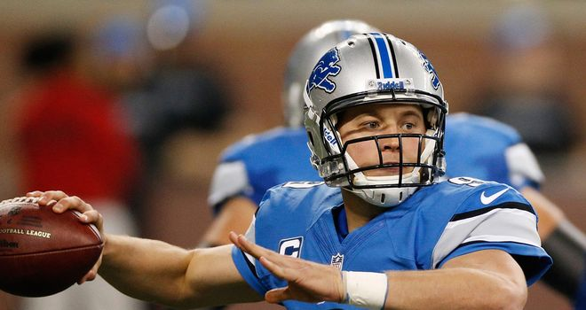 Matthew Stafford: answered anything and everything in our Q&A