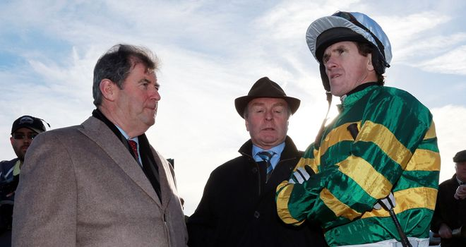 McCoy. McManus and O'Neill: Will team up with Alfie Sherrin