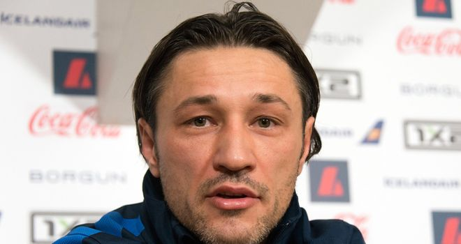 Niko Kovac: Thinks Croatia are the better team