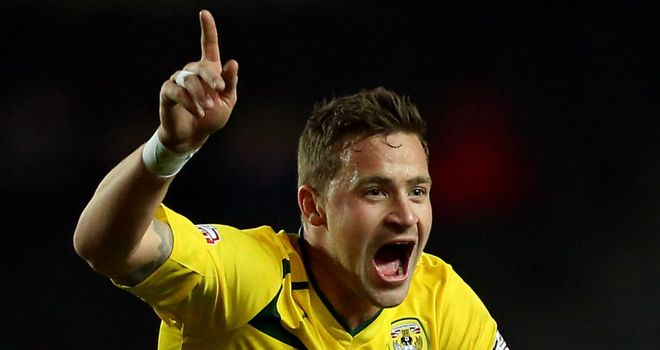 Chris Maguire: Got the winner