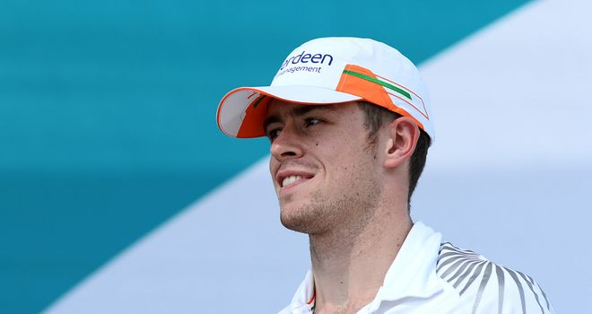 Paul Di Resta wants his future decided soon