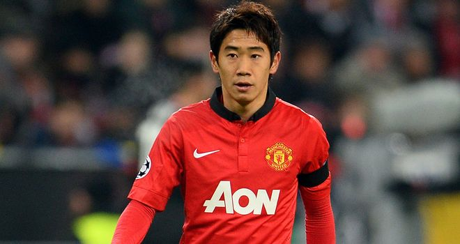 Shinji Kagawa: Produced a performance which will be impossible for David Moyes to ignore