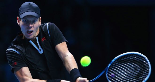 Tomas Berdych: Impressive serving display proved the difference