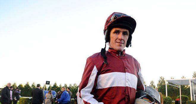 Tony McCoy: Won on both of his rides at Warwick