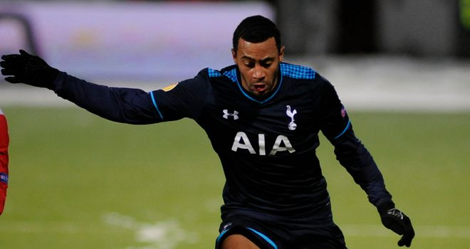 Moussa Dembele: On the mark for Tottenham