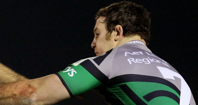 Willie Faloon signs new extended deal with Connacht and Irish RFU