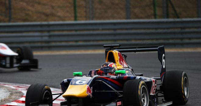 Daniil Kvyat won the 2013 title and earned a promotion to F1