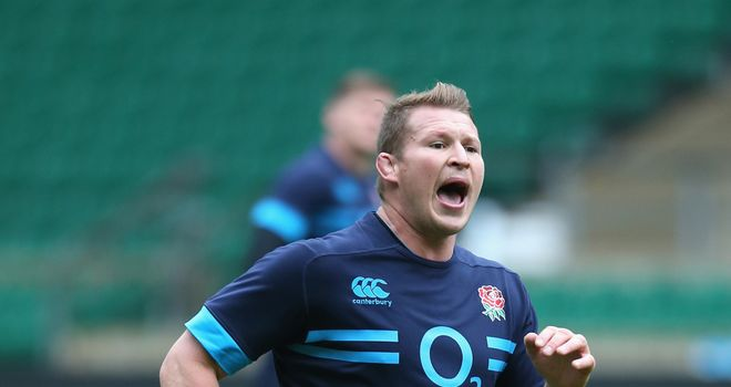 Dylan Hartley: man-of-the-match in win against Argentina