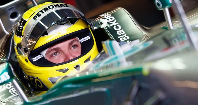 Nico Rosberg: Heading to Bahrain this week