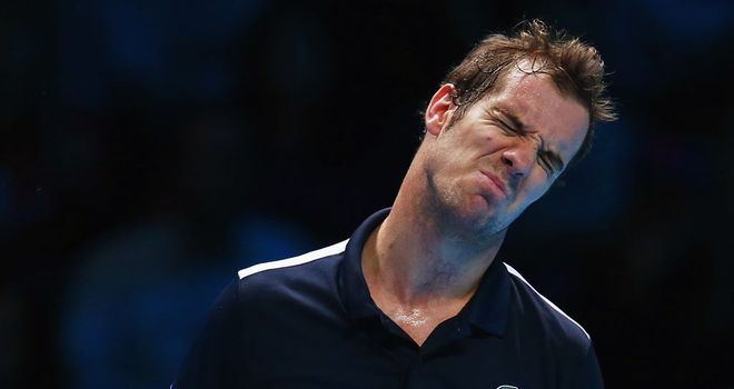 Richard Gasquet: Needs to realise just how good he is.