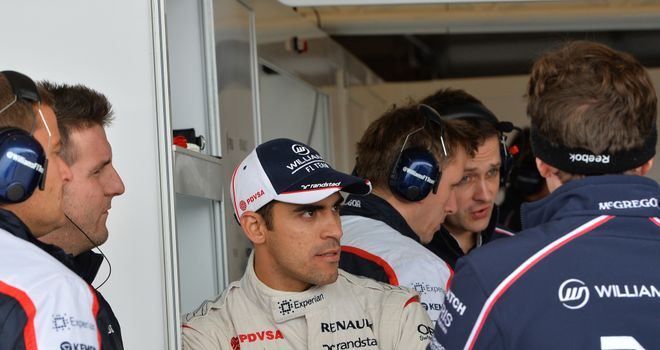 Pastor Maldonado: Says his car had never felt that bad before