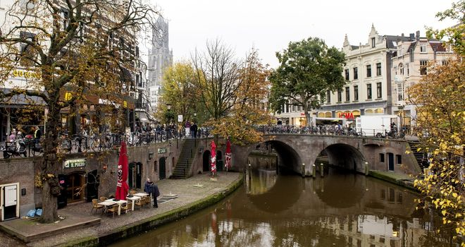 Utrecht is the sixth Dutch city to host the opening stage of the Tour de France