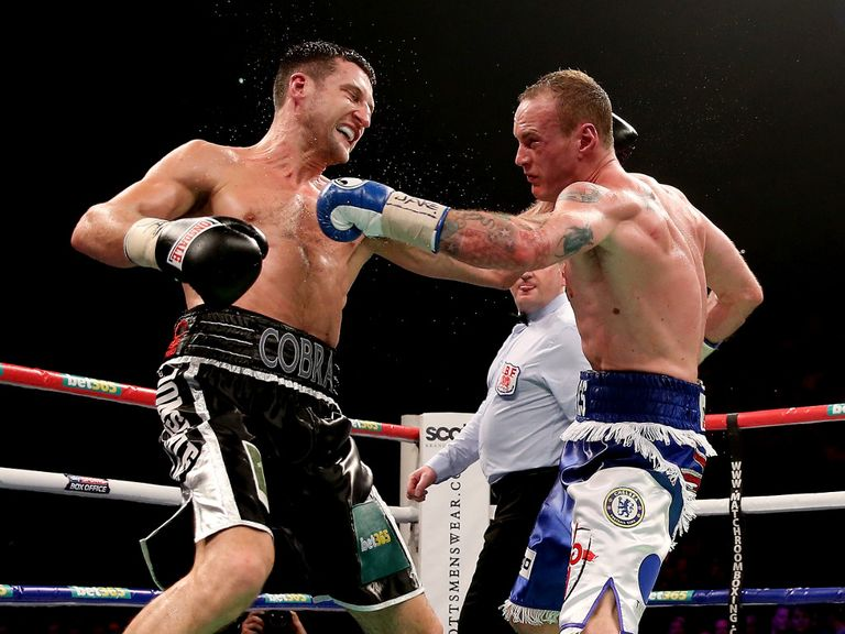 Carl Froch and George Groves could yet meet again