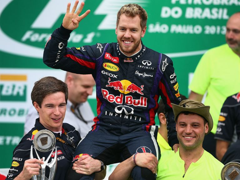 Sebastian Vettel: Values old traditions