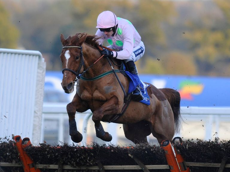 Annie Power: Aintree possible