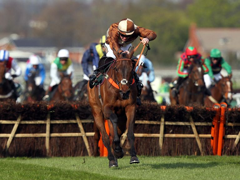 Attaglance: Alex's fancy for the big handicap at Cheltenham on Saturday
