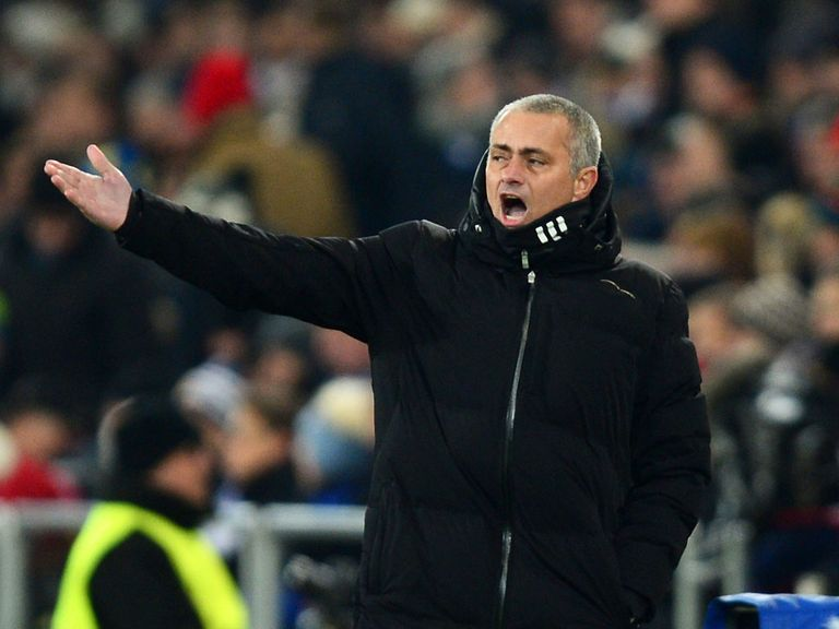 Jose Mourinho: Knows there is still all to play for