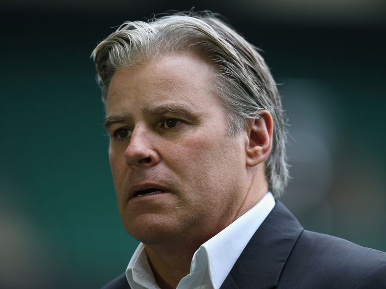 Brett Gosper: Says idea of segregation was never discussed
