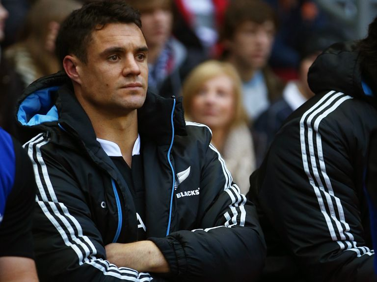Dan Carter: Says home advantage will be a big boost