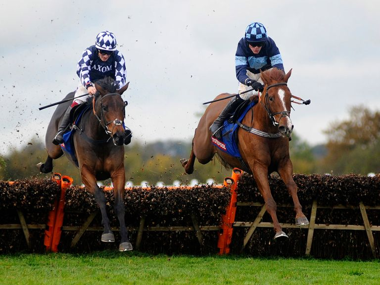 Far West and Melodic Rendezvous: Both among the Betfair Hurdle possibles