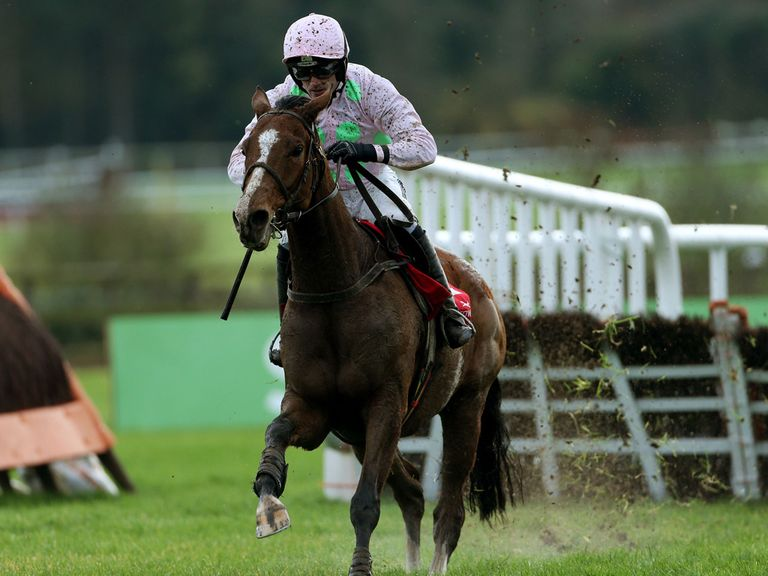 Faugheen: Heads the Neptune entries