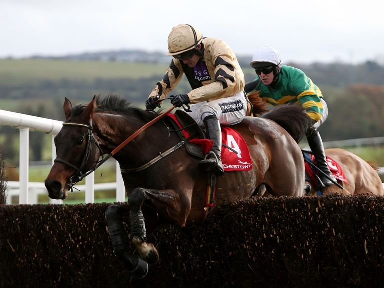 Felix Yonger is fancied to land the JLT for Willie Mullins