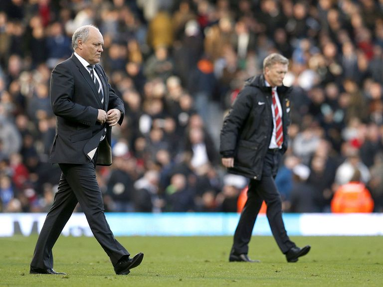 Martin Jol: 'I have no fear'