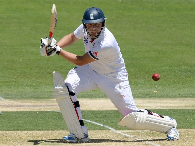Gary Ballance: Will bat at three for England at Lord's