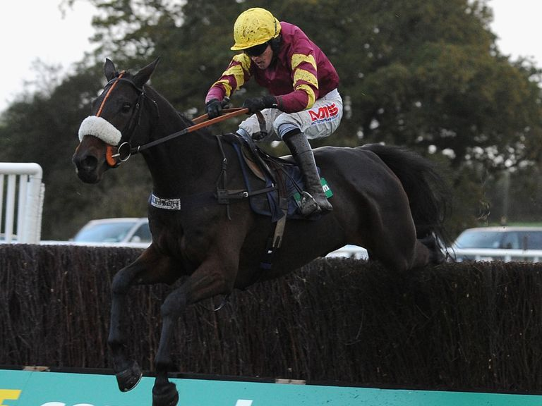 Harry Topper: Winning comeback at Wetherby