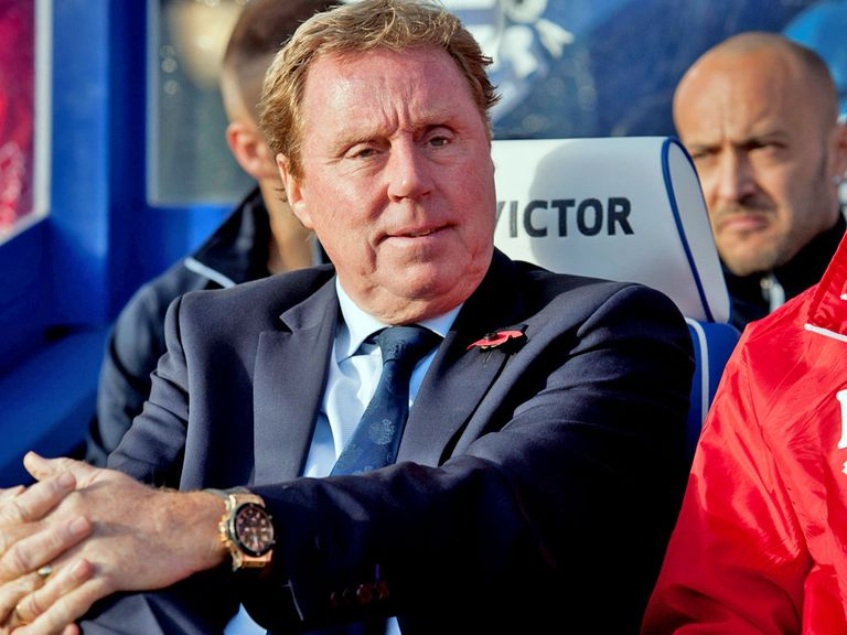 Harry Redknapp: Expects QPR to progress