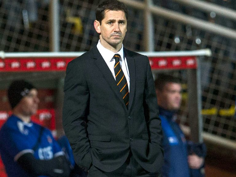 Jackie McNamara's men can win on the road on Sunday