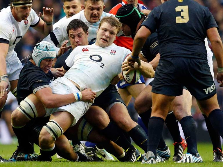 Joe Launchbury: Questions will still be asked