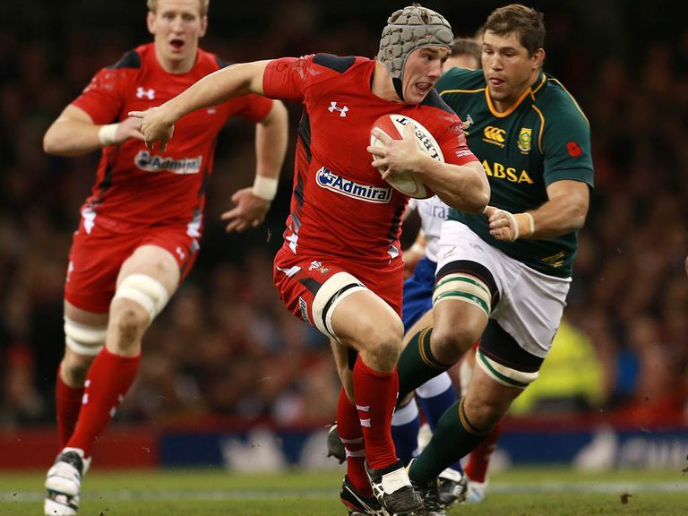 Jonathan Davies: On course to play in the Six Nations