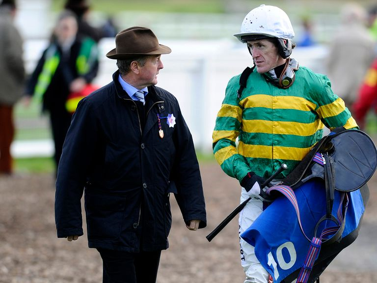 McCoy and O'Neill: On the mark at Wetherby