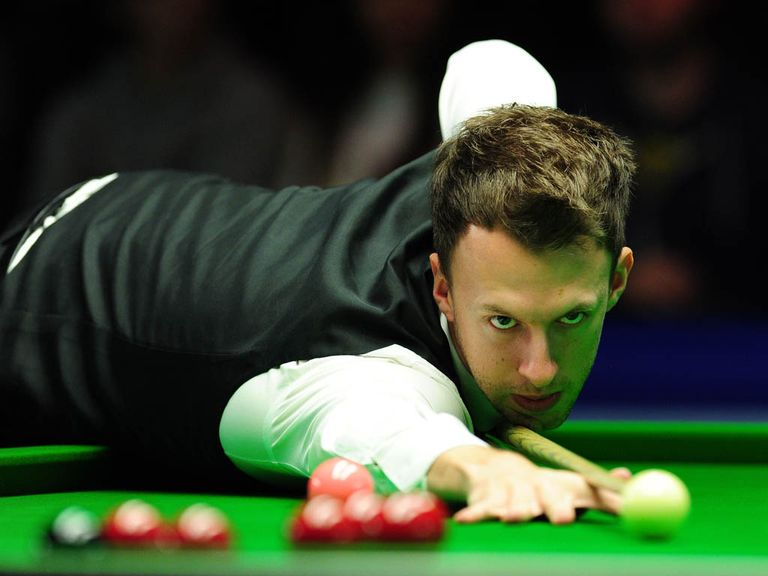 Judd Trump: Powered through to the last four in Berlin