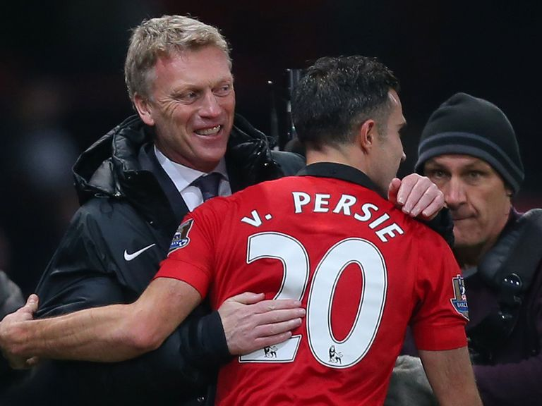 David Moyes: Denies there is any unrest among his players