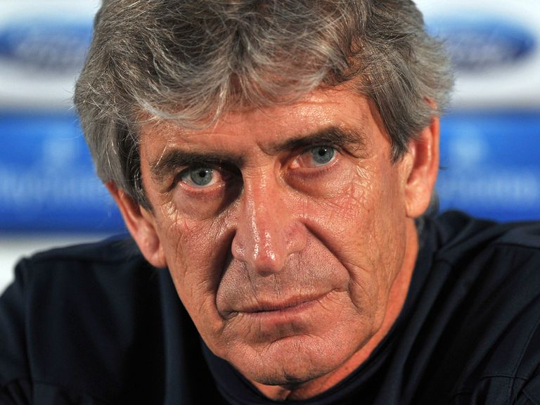 Manuel Pellegrini: 'The fans of CSKA made an important mistake'
