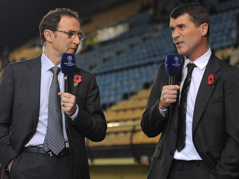 Martin O'Neill and Roy Keane will team up.