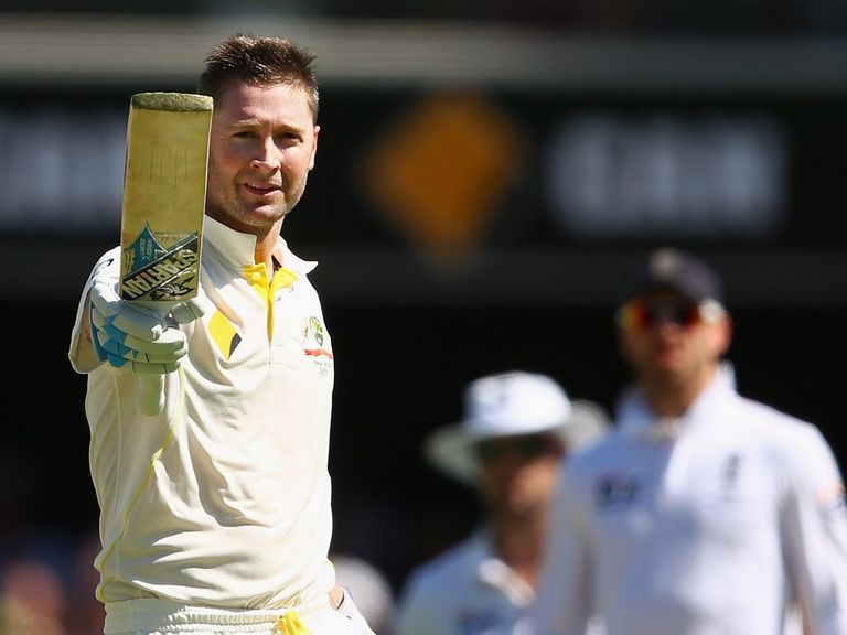Michael Clarke: Expected to be fit for Adelaide