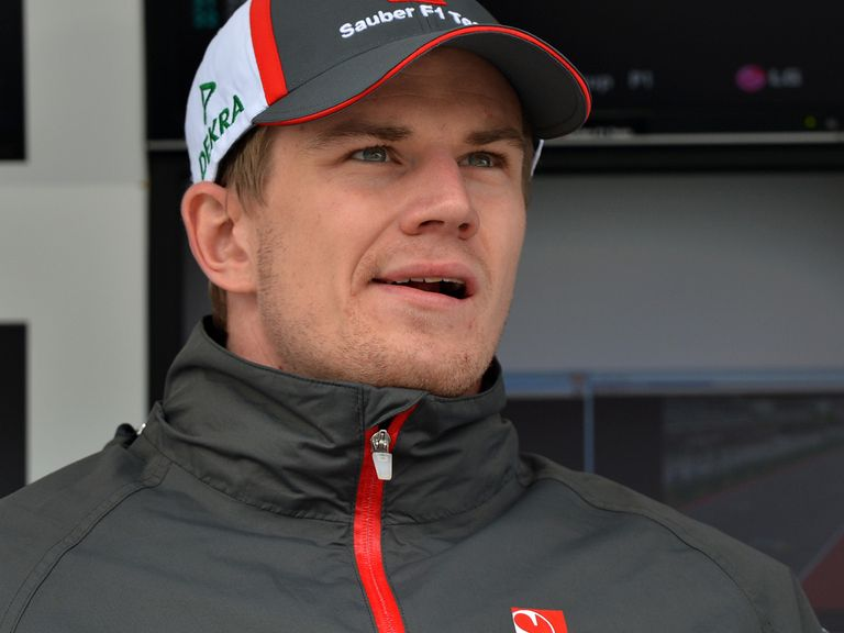 Nico Hulkenberg: Is rejoining Force India