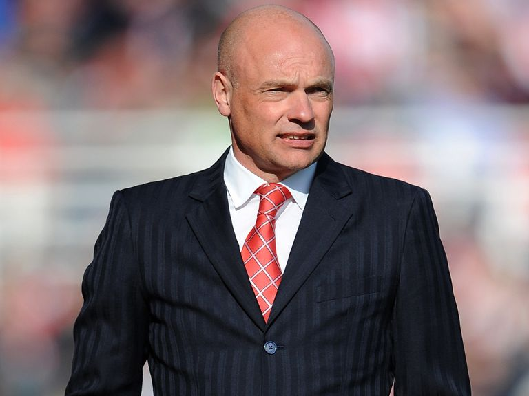 Uwe Rosler: New Wigan manager