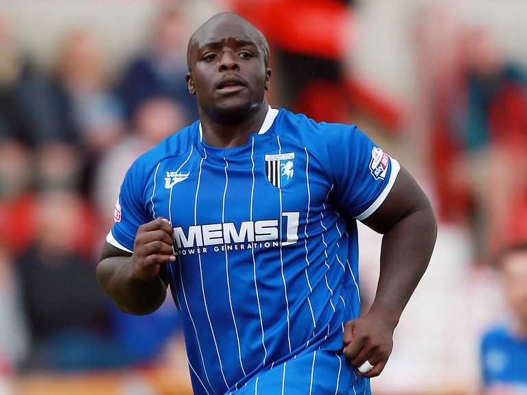 Adebayo Akinfenwa: Back among the goals