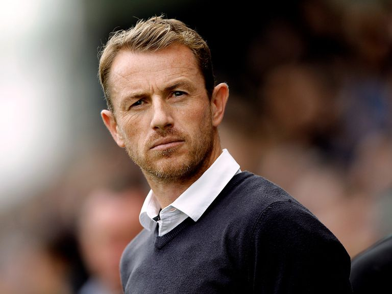 Gary Rowett: Doing a fine job at Burton